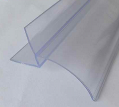 PVC透明超市标价条