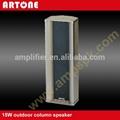 High Quality Aluminium Waterproof Outdoor 15W PA Column Speaker TZ-415 2
