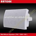 Black White 40W 100V 8-ohm PA Wall Mount Speaker BS-540 2