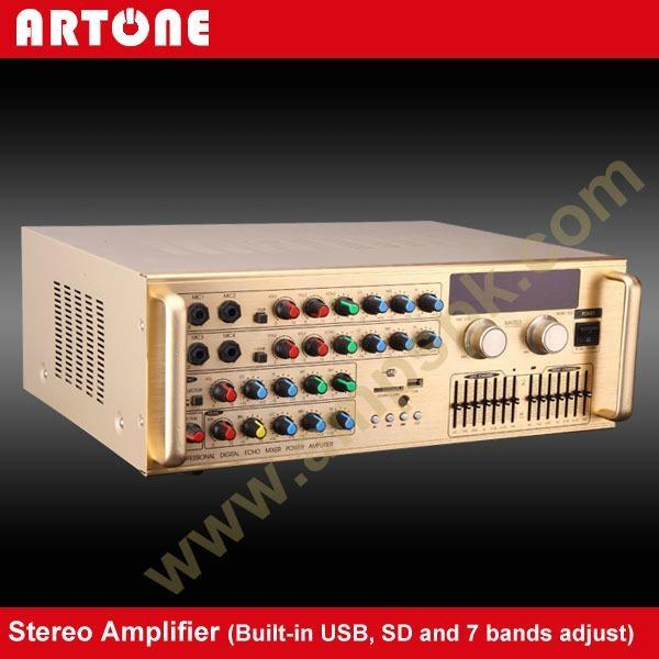 Stereo Audio Tube Amplifier KPA-903 1