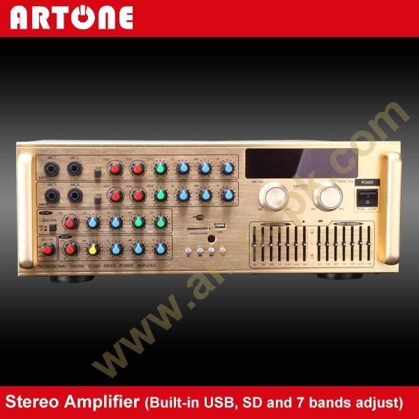 Stereo Audio Tube Amplifier KPA-903 2