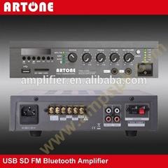Mini MP3 USB FM Tuner Bluetooth PA