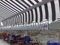 新一代鋁合金伸縮篷 2