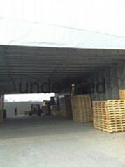 倉儲倉庫推拉雨篷