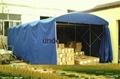 倉儲倉庫推拉雨篷 3