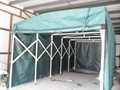 倉儲倉庫推拉雨篷 5