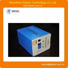 sheet metal box fabrication with silk screen printing