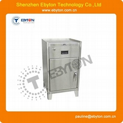 all welded stainless steel cabinet with drawer fabrication