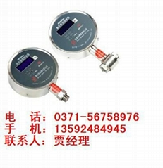 中美麦克MPM484水电站专用压力变送控制器