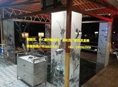 屋頂隔熱瓦用超耐候隔熱ASA合成樹脂瓦