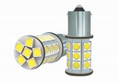 1156  LED Automotive  light bulbs 3chip 5050 BA15S  led car bulbs