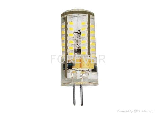 G4 LED Crystal Lights ceiling light warm white 3000-3500k 360° 3