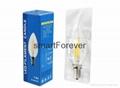 3w e14 energy saving bulb decorative filament lighting bulbs 220-240V AC 250LM 2