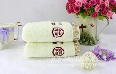 纯棉广告礼品毛巾