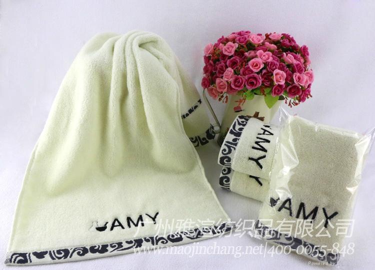 纯棉广告礼品毛巾 4