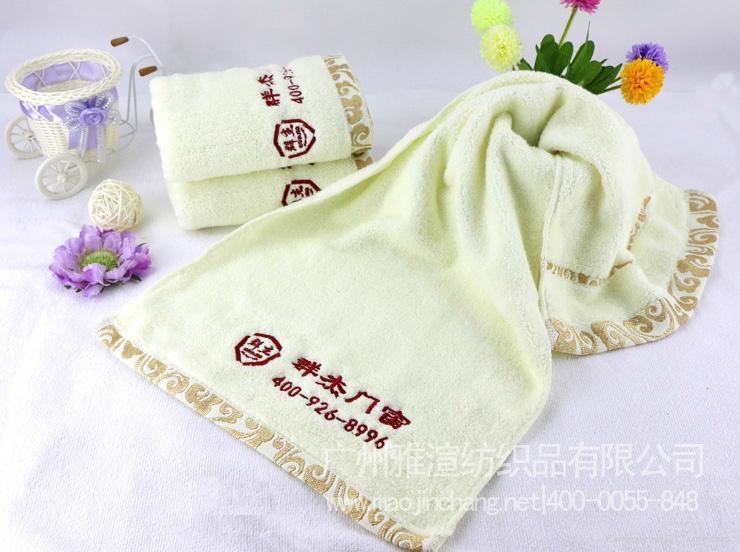 纯棉广告礼品毛巾 5