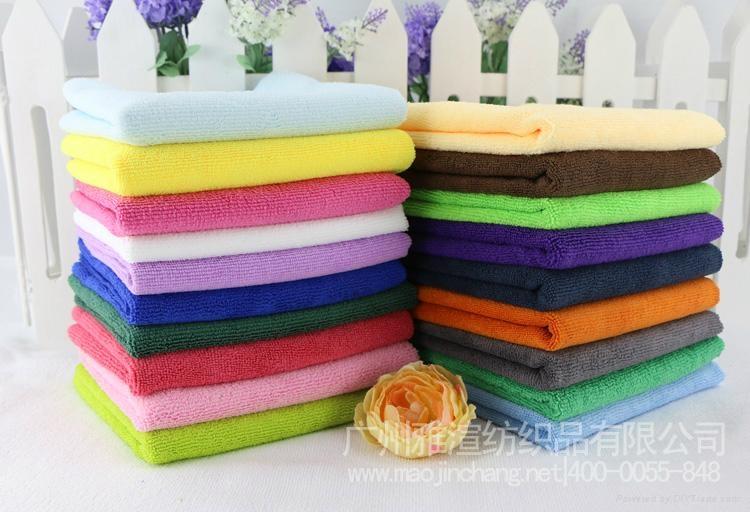 超细纤维美容美发毛巾 1
