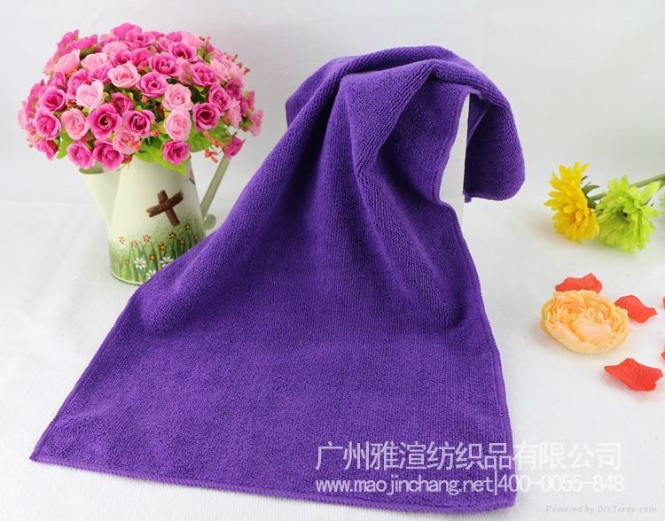 超细纤维美容美发毛巾 2