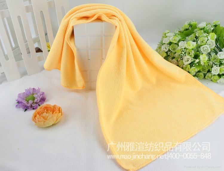 超细纤维美容美发毛巾 4
