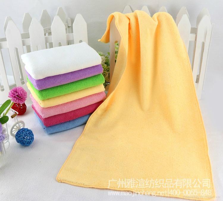 超细纤维美容美发毛巾 5