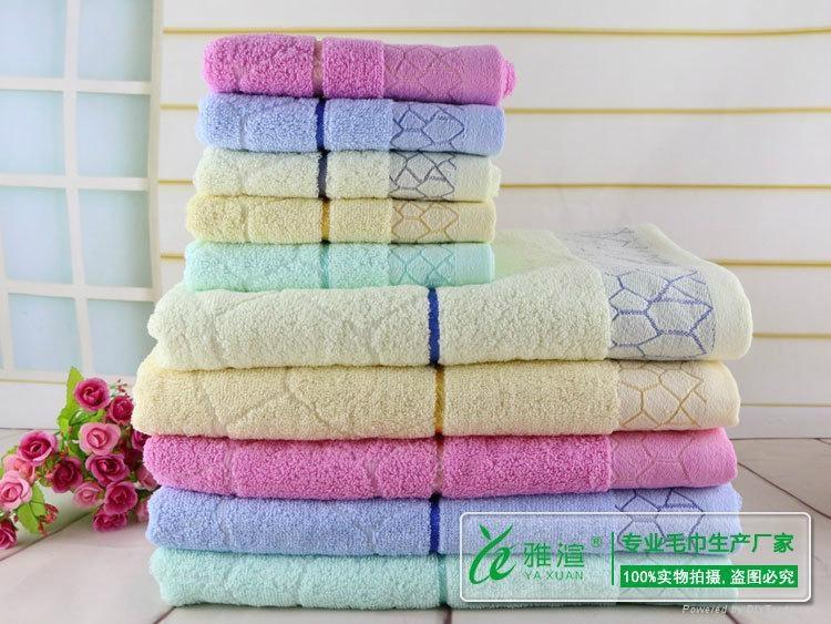 纯棉毛巾 4