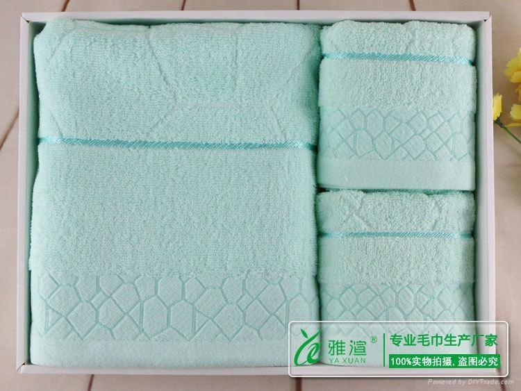 纯棉毛巾 3