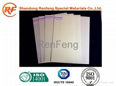 Air filter paper for heavy duty air filtration (RF3136PY13)