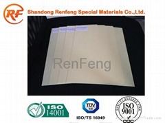 Flame retardant automotive filter paper RFZ3128PY17