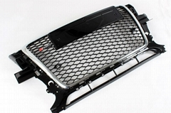 Audi Q5 RSQ5 mesh grill (fits for 10-12 Q5)