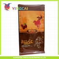 flexible strong heat heal stand up snack