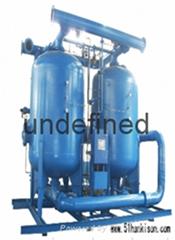 广安零耗气压缩热再生式干燥机