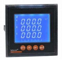 安科瑞廠家直銷 ACR120EL智能儀表適用於動力櫃