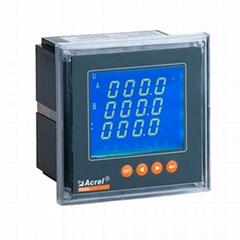 安科瑞廠家直銷  PZ42L-E4 智能儀表適用於動力櫃