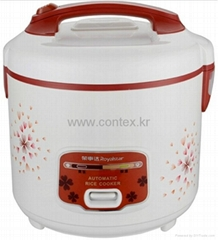 CR-660 RICE COOKER