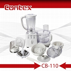 CB-110 10 in 1 Food Processor