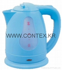 CK-604 1.8L 1800W ELECTRIC  PLASTIC KETTLE