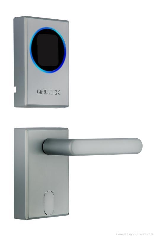 new QR lock  2