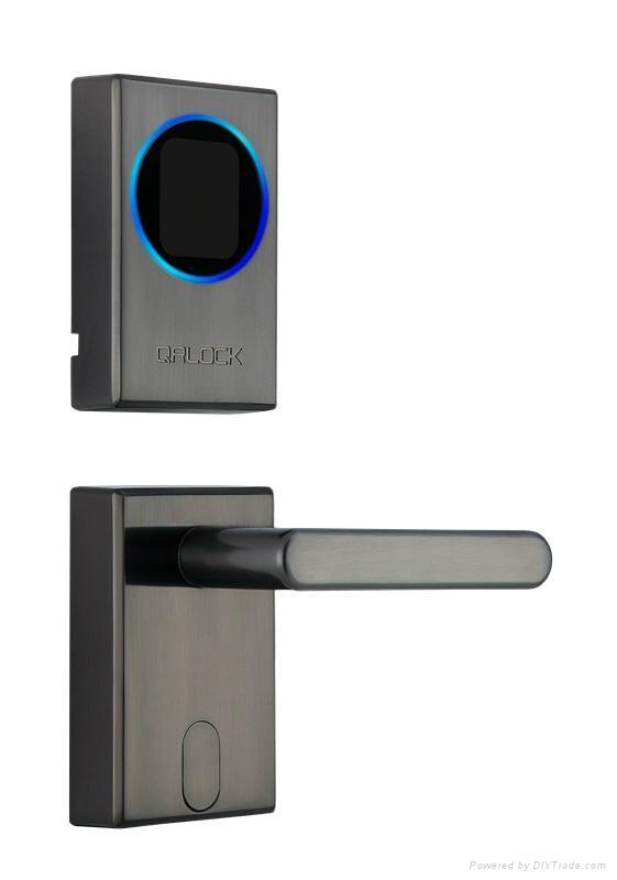 new QR lock  1