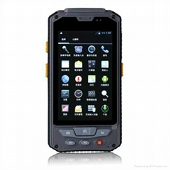 4.3 inch Android 4.2 handheld terminal pda with wifi gps