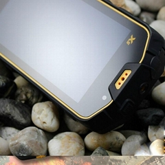 Android 4.2 4.3 inch wireless wifi gps bluetooth pda phone rugged