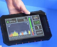 Rugged Quad Core GPS mega Cam 1G+8G ROM Rugged Tablet IP68