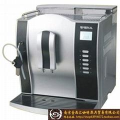 正品ME美侬708全自动咖啡机意式