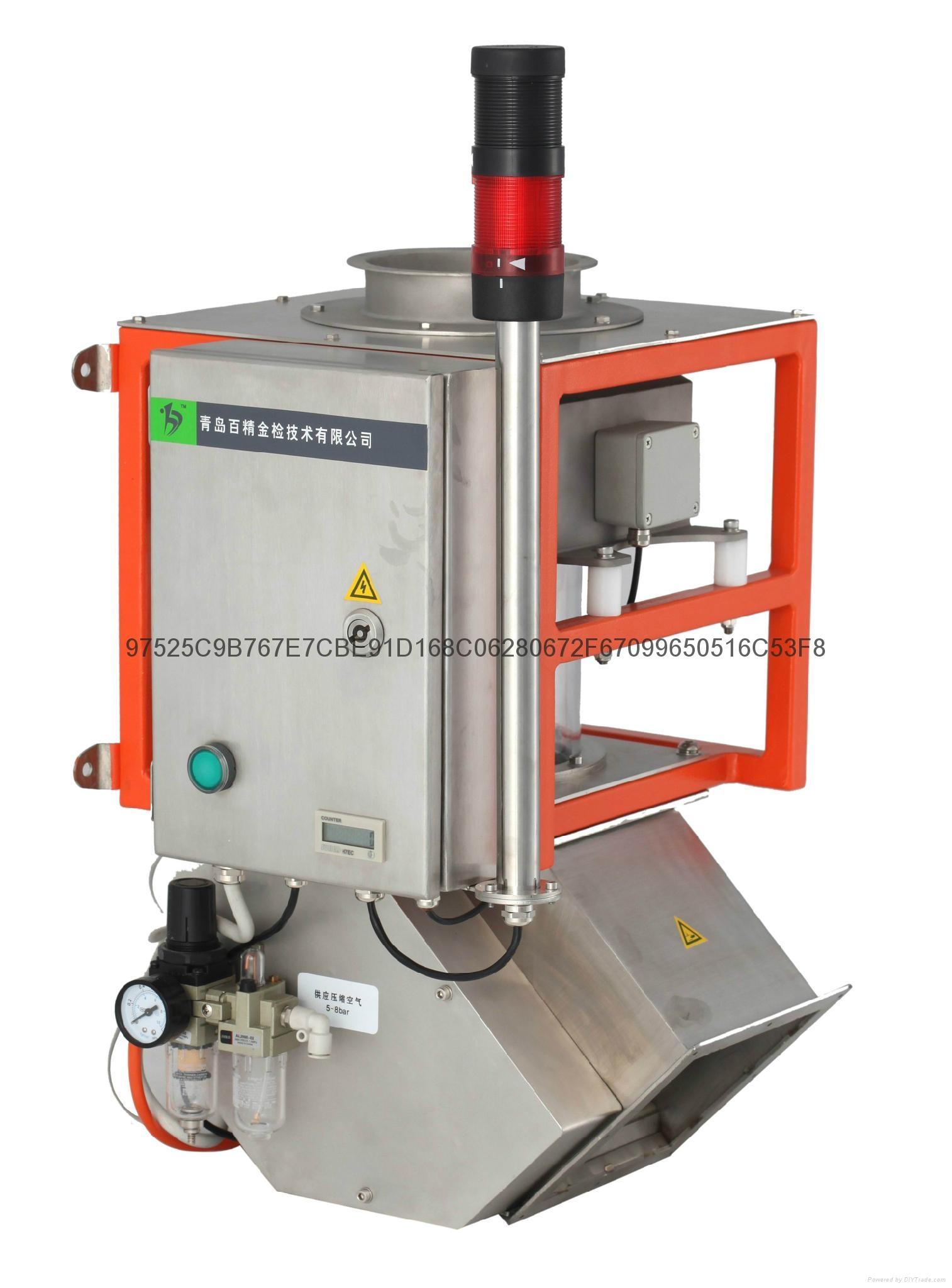 敞开式金属检测机 1