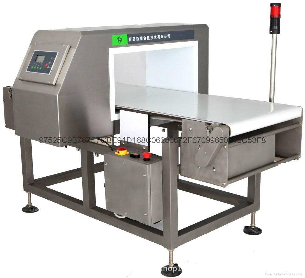 輸送帶式金屬檢測機 1