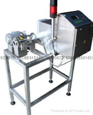 管道式金属检测机 1