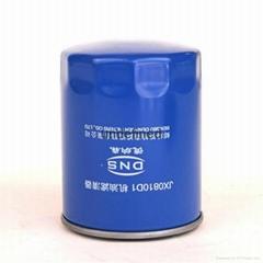 蚌埠德纳森四缸发动专用JX0810D1机油滤清器