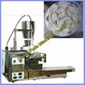 boiled dumpling making machine