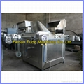 peanut broad beans fryer machine with