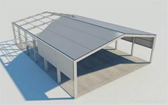 Steel Buildings And Structures