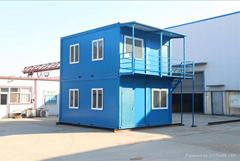 Storage Container House China